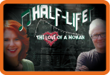 W.R.C Half-Life the Love of Woman - event flyer