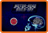 Motor Head Build Off DVD book