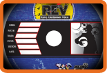 PMP Productions REV Racing Entertainment Videos DVD art