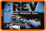 PMP Productions REV Racing Entertainment Videos DVD rack cards
