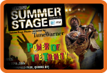 TOMAS DONCKER BAND Summer Stage flyer